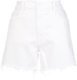 Mother The Sinner frayed shorts