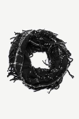 Ardene Eco-Conscious Plaid Infinity Scarf