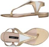 Twiggy Toe strap sandals - Item 11275637