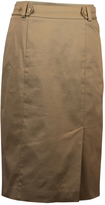 Max Mara Safari Pencil Skirt