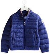 Moncler 'Garin' padded coat - kids - Feather Down/Polyamide - 4 yrs