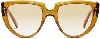 Oliver Goldsmith Sunglasses Y-Not Wintersun Honey