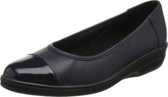 Padders Women's Fearne Closed-Toe Heels