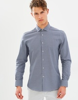 SABA William Check Shirt