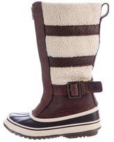 Sorel Waterproof Mid-Calf Boots