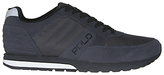 Polo Ralph Lauren Laxman Trainers, Dark Carbon Grey