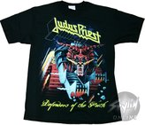 Global Judas Priest T-shirt Defenders of the Faith