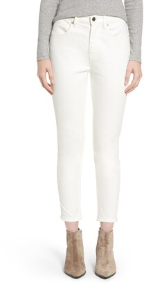 Everlane The High-Rise Skinny Crop Jeans