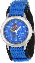 """Disney Kids' W000066 Toy Story 3 """"Woody"""" Stainless Steel Time Teacher Watch"""