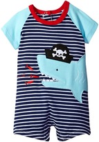 Mud Pie Pirate Shark One-Piece (Infant)