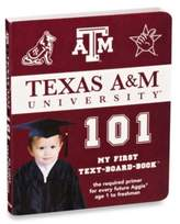 Bed Bath & Beyond Texas A&M University 101: My First Text-Board-Book
