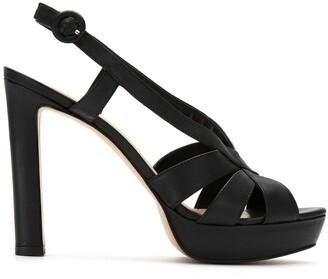 AMIR SLAMA Leather Sandals