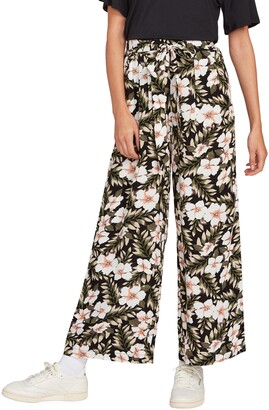Volcom x Coco Ho Belted Wide Leg Pants