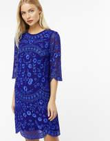 Monsoon Diana Embellished Short Dress