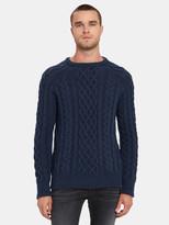Far Afield Deniz Cable Knit Sweater