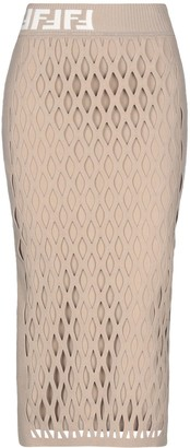 Fendi 3/4 length skirts
