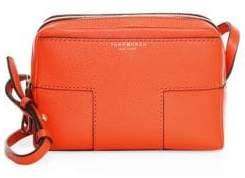 Tory Burch Block-T Leather Crossbody Bag