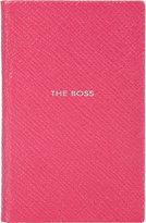 """Smythson The Boss"""" Notebook"""