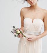 TFNC Wedding Embellished Tonal Delicate Sash Belt