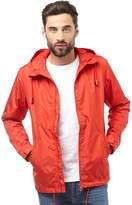 Farah Mens Partridge Hooded Jacket Lava Red