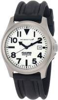 Momentum Men's 1M-SP00W1 Atlas Dial Black SLK Rubber Watch