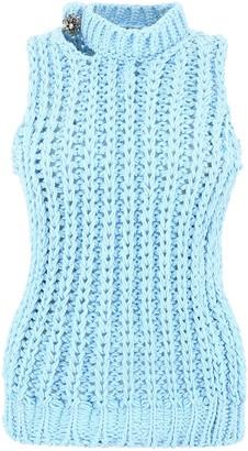 Calvin Klein Sleeveless Ribbed Vest