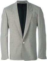 E. Tautz one button blazer