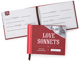 Knock Knock Love Sonnets - Fill in the Blanks Book