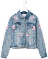 Philipp Plein 'Grace' denim jacket