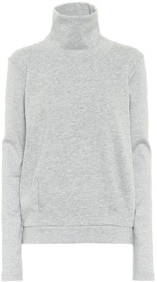 Alo Yoga Clarity funnel-neck sweatshirt