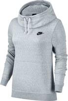 Nike Women's Sportswear Funnel Neck Pullover Hoodie