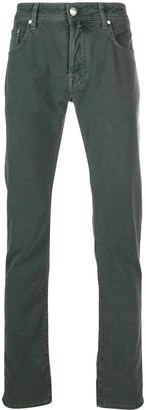 Jacob Cohen J688 pocket square jeans