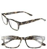 Corinne McCormack Women's 'Edie' 51Mm Reading Glasses - Black/ White Tortoise