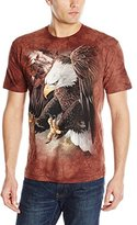The Mountain Men's Freedom Eagle Adult T-Shirt