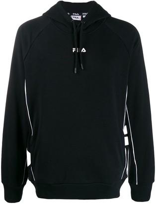 Fila Thayer logo band hoodie