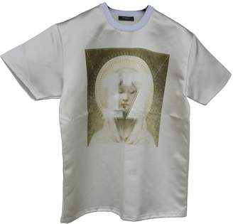 Givenchy \N White Polyester T-shirts