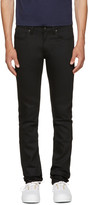 Naked and Famous Denim Black Super Skinny Guy Jeans
