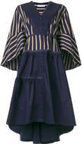 Palmer Harding Palmer / Harding striped midi kimono dress