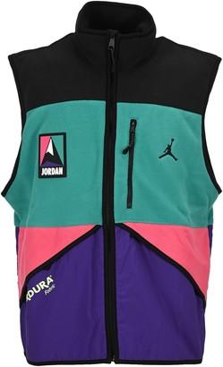Nike Colour Block Zipped Vest