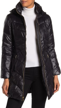 Via Spiga Quilted Puffer Jacket