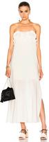 See by Chloe Spaghetti Strap Dress in White.