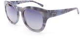 Michael Kors Blue Cat-Eye Summer Breeze Sunglasses