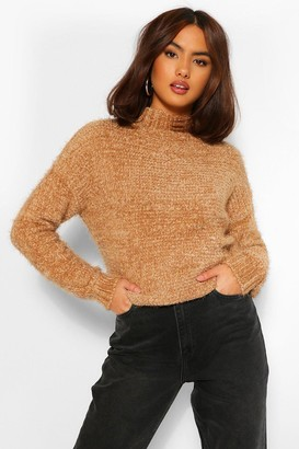 boohoo Fluffy Knit Jumper