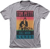 Impact Tom Petty Singer Musician Full Moon Fever Adult Tri-Blend Jersey T-Shirt Tee