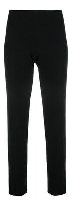 Dusan Black Trousers for Women
