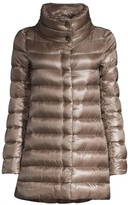 Herno Classic Funnelneck Puffer Jacket