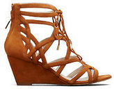 Kenneth Cole Dylan Suede Wedge