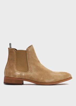 STB Copenhagen Men's Dev Boot in Sand, Size 40 | Leather
