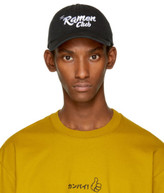 Song For The Mute Black Nothing Edition ramen Club Cap