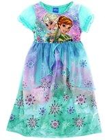 Disney Fancy Girls Nightgown, Size 7/
